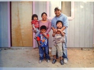 West Vancouver Mexico Youth Outreach: Family
