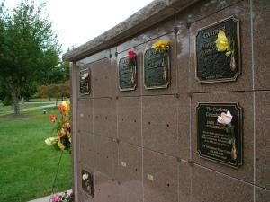 Columbarium McKenzie Funeral